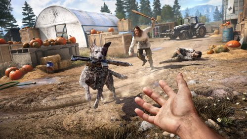 Far Cry 5's Boomer Confirmed Good Boy