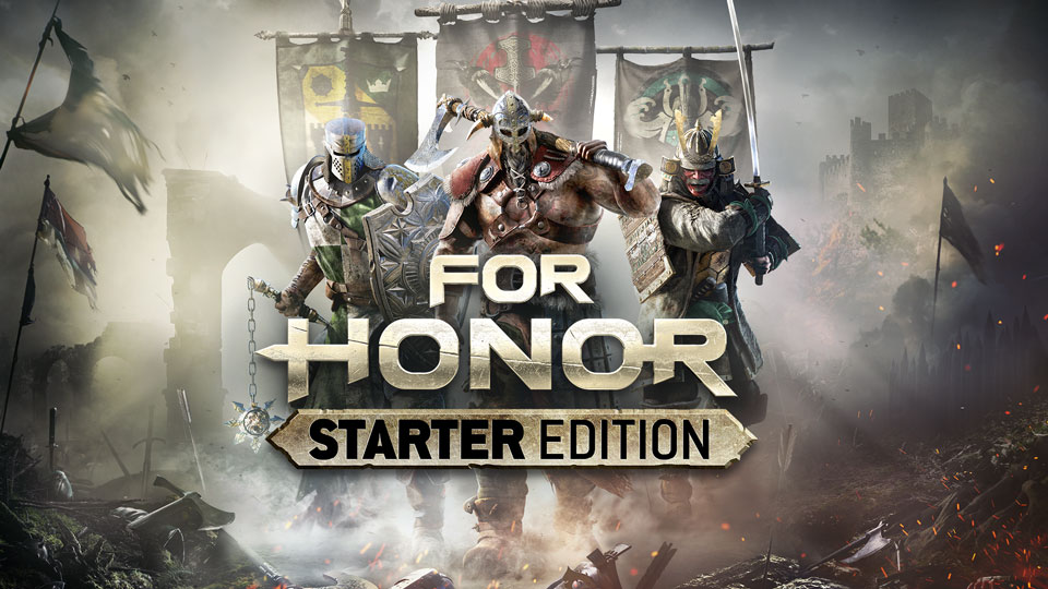 For Honor® Starter Edition Out Now