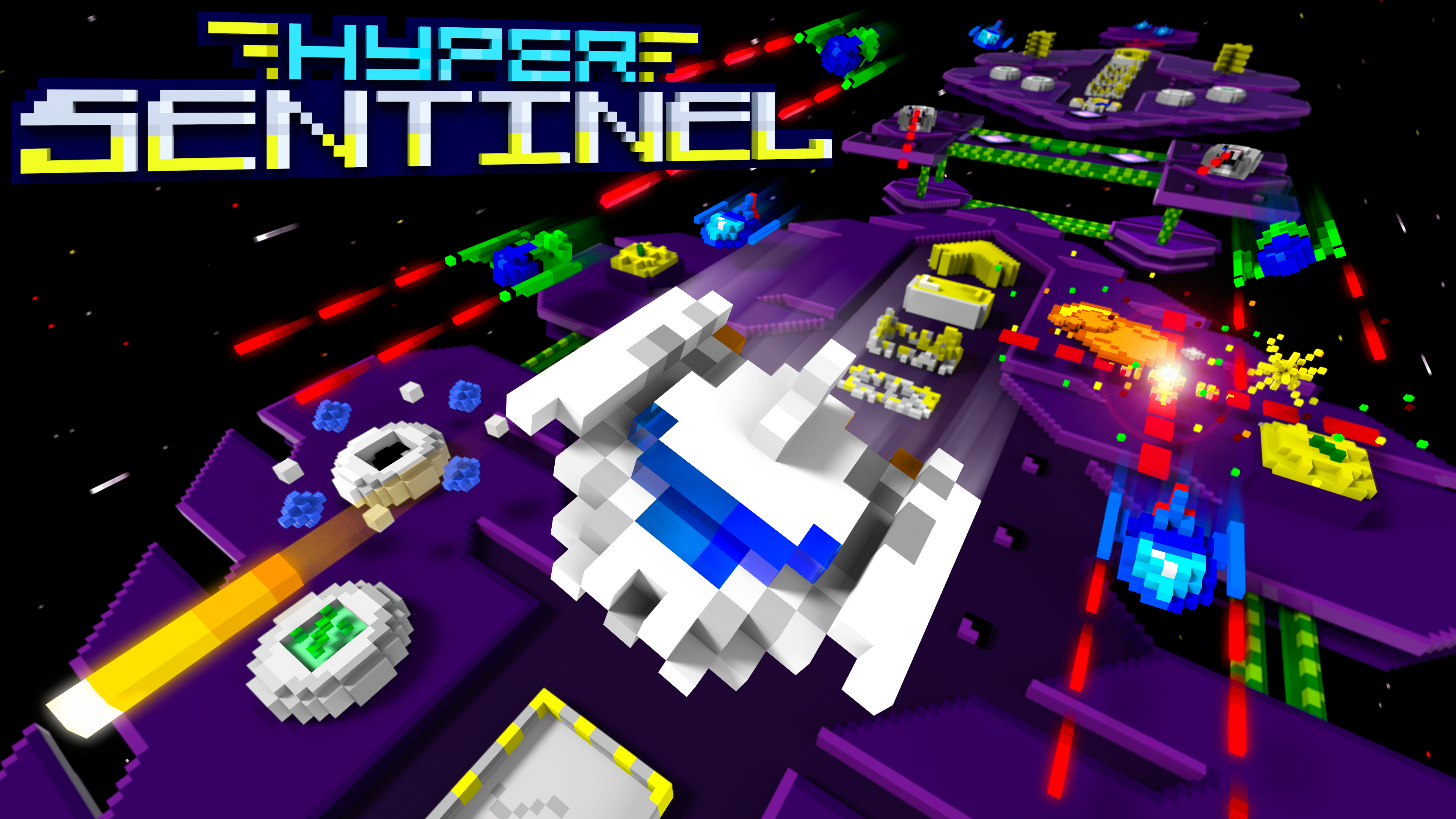 Hyper Sentinel Pre-Order Available On Xbox One & Nintendo Switch