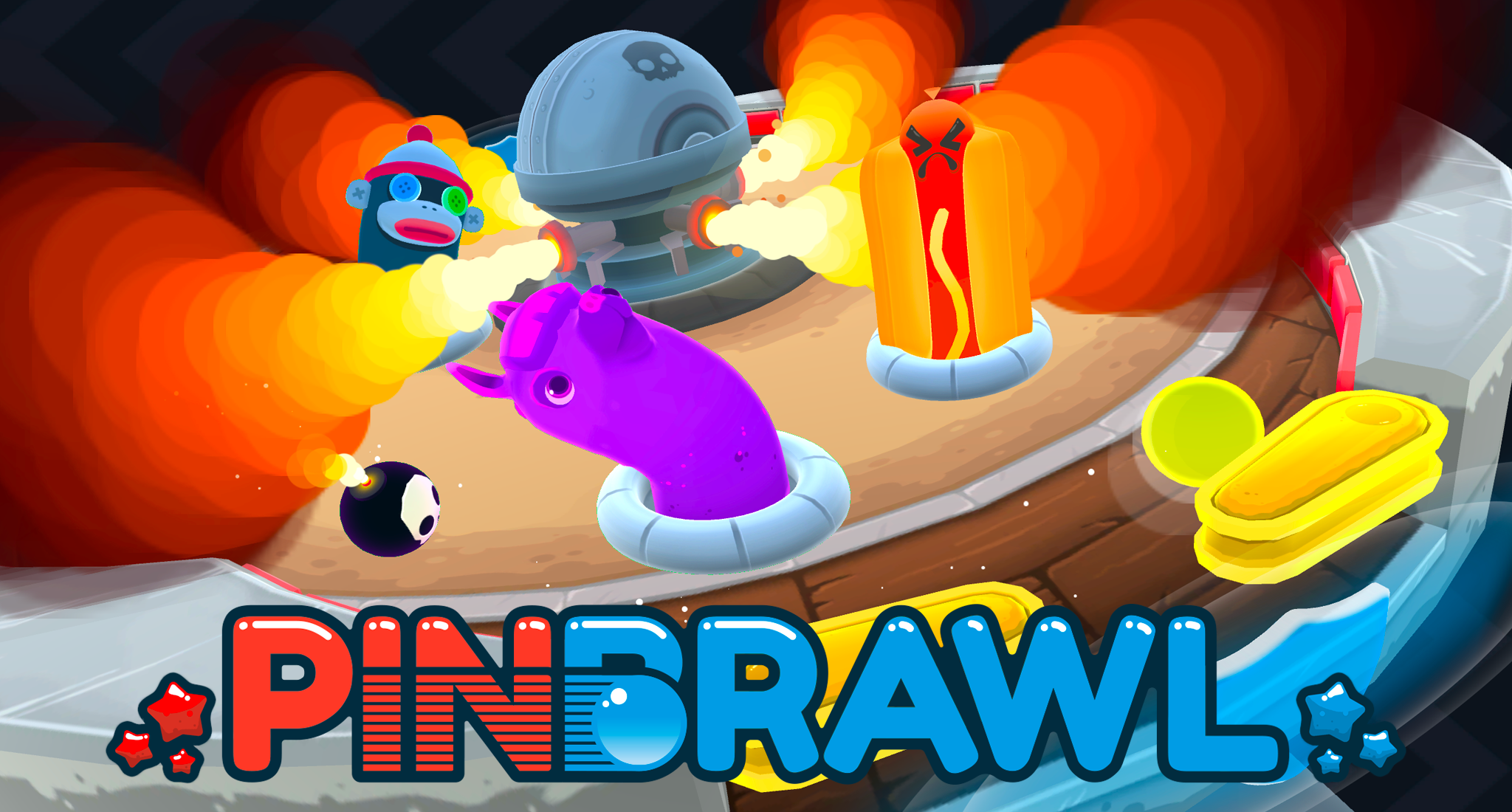 Pinbrawl Due For Release Late 2018
