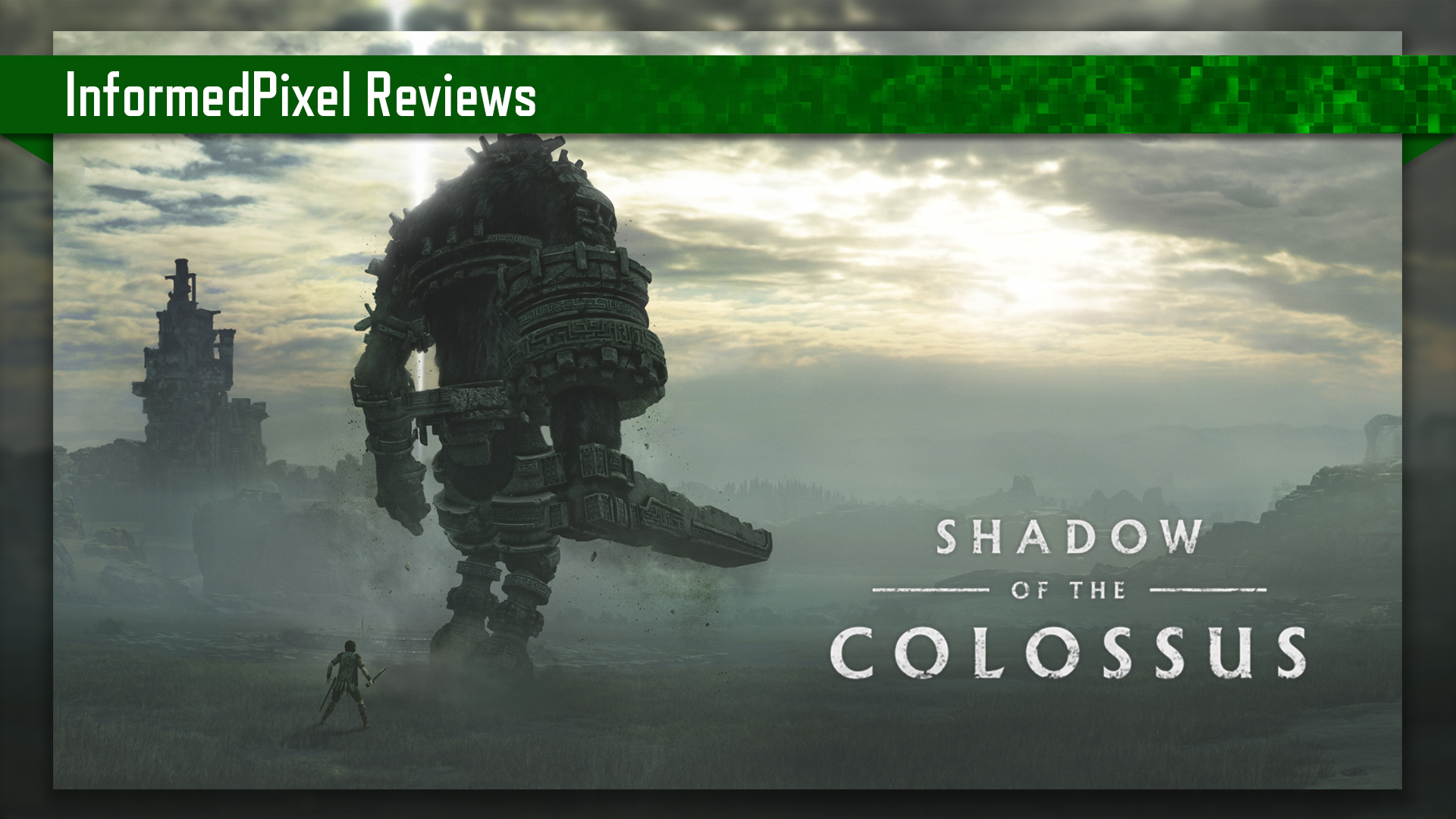 Review – Shadow of the Colossus (Playstation 4)