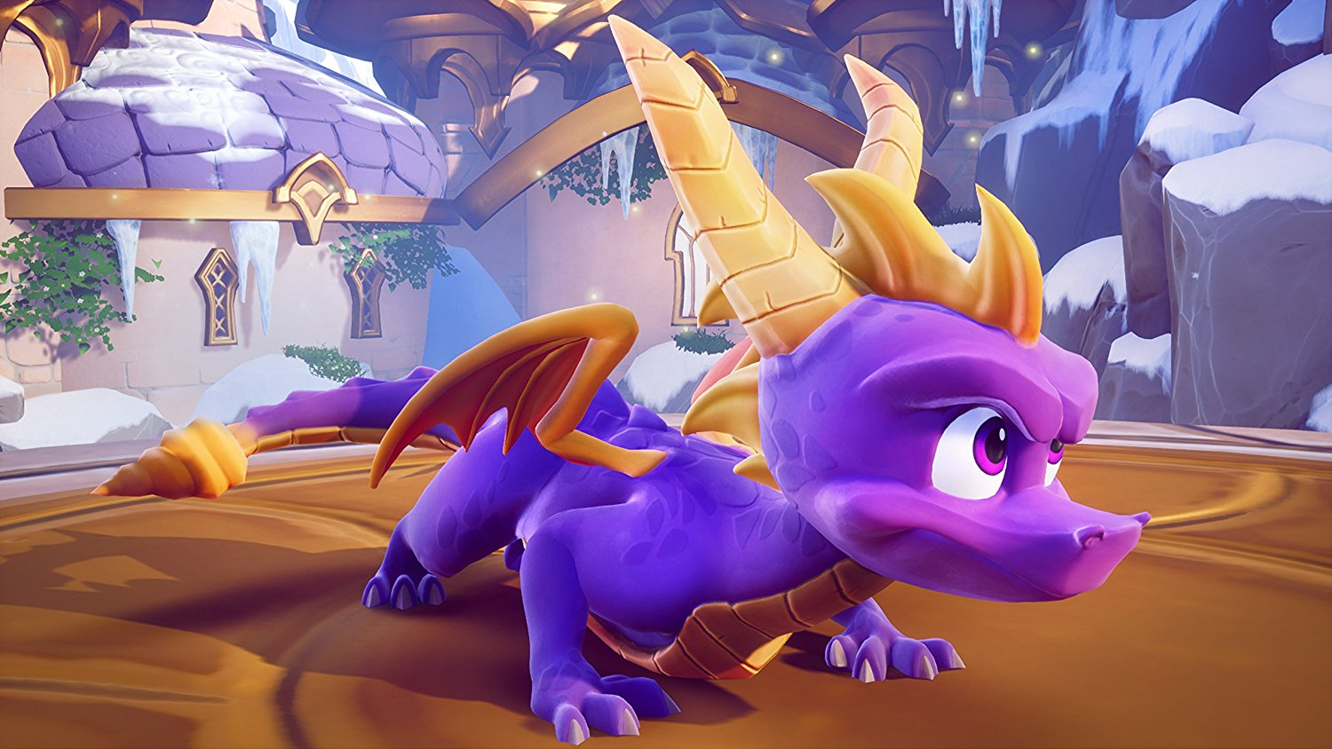Spyro: Reignited Trilogy Spotted For Nintendo Switch & PC