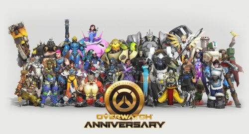 Overwatch Anniversary Celebration Brings Tons Of Content On May 22nd