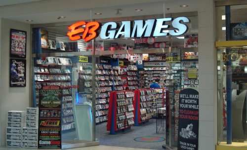 Gamestop/EBGames Talking Buyouts With Firms