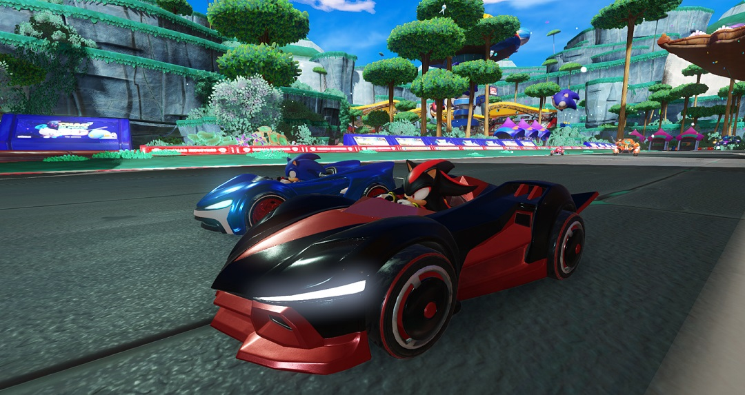 E3 2018: Team Sonic Racing Trailer Released