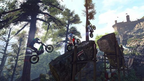 Gamescom 2018: Ubisoft's Trials Rising Releasing In February