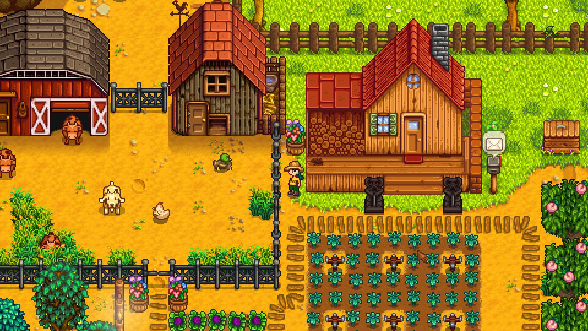 Stardew Valley's Multiplayer Update Releasing Next Month