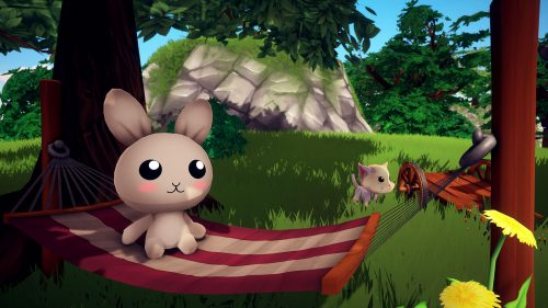 Indie Highlight: Garden Paws