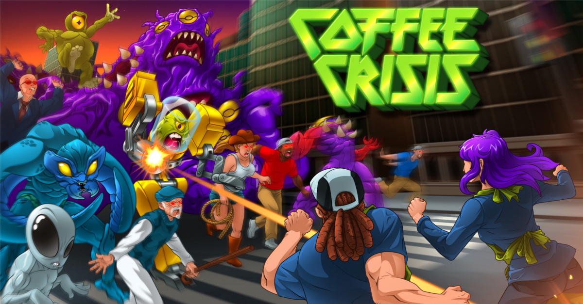 Indie Highlight: Coffee Crisis Releases On Xbox One