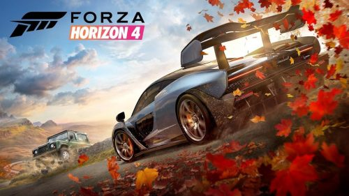 Rumor: Forza Horizon 4 Includes Halo Crossover