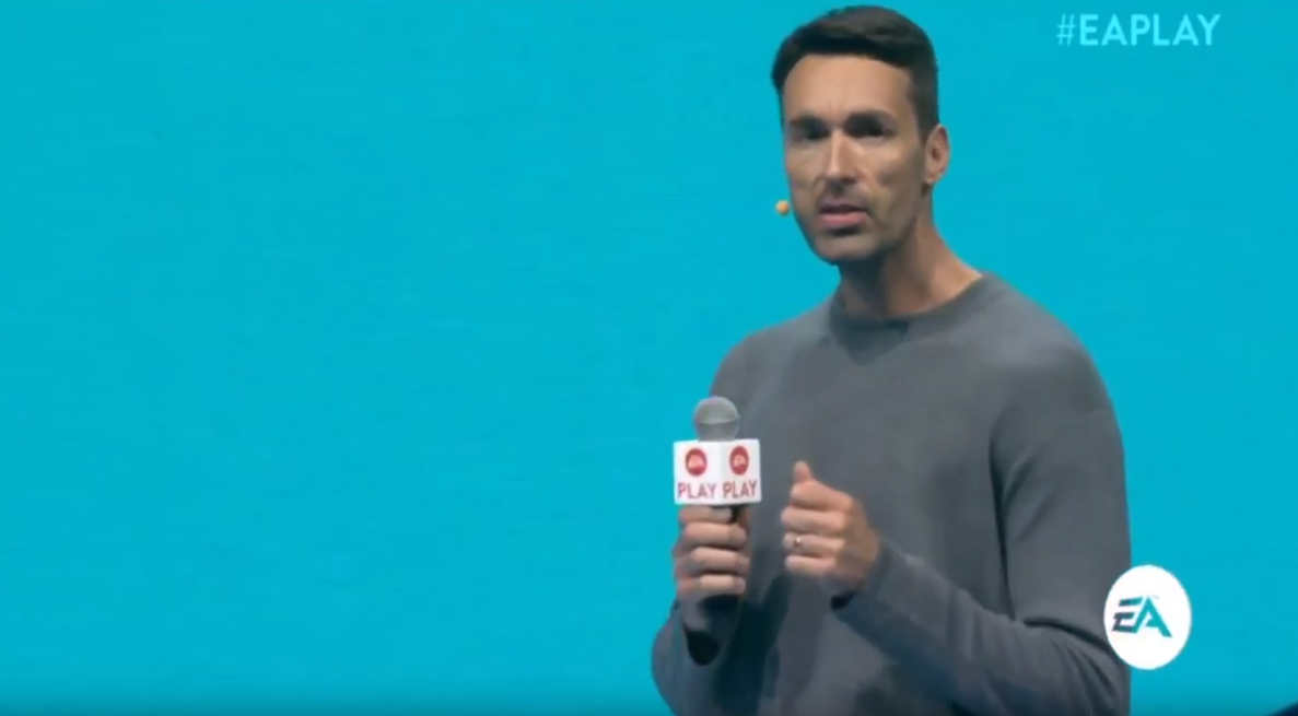 EA's Patrick Söderlund Is Leaving The Company