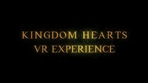 Kingdom Hearts: VR Experience Headed To Playstation 4