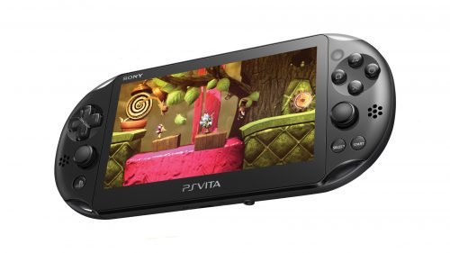 Playstation Vita's Production Ending In 2019