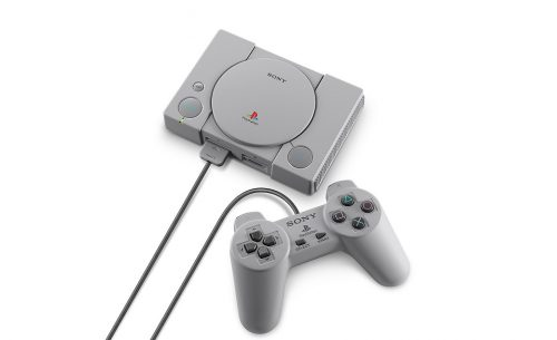 All Twenty Playstation Classic Games Revealed