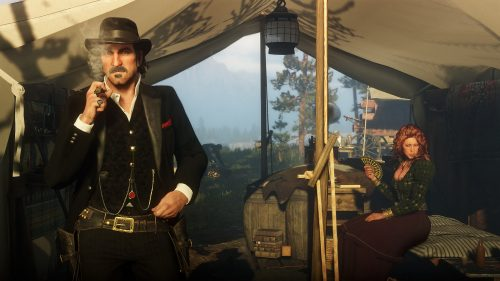 Red Dead Redemption 2 PS4 Pro Bundle Releasing Alongside Game