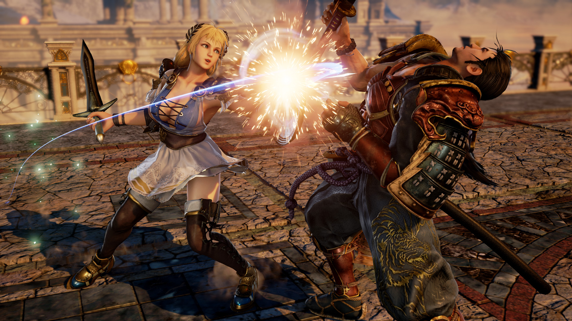 Play Soulcalibur VI For Free This Weekend