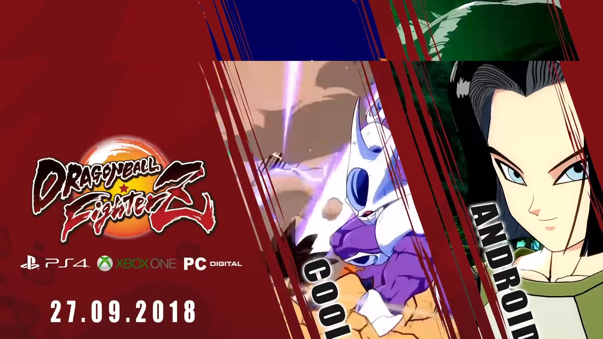 Dragon Ball FighterZ Welcomes New Playable Characters On Sept. 27th