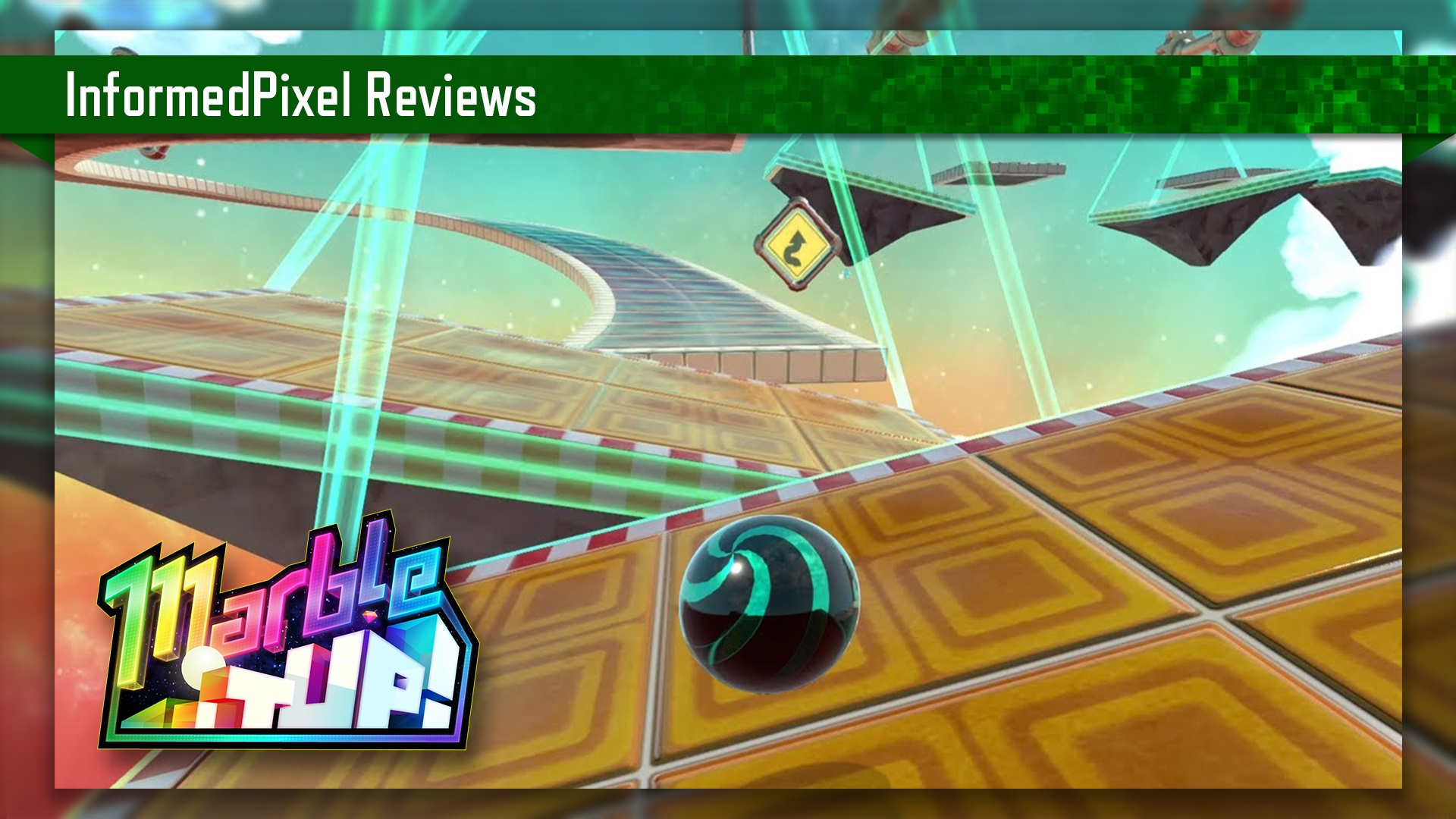 Review: Marble It Up!