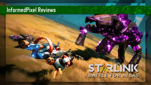 Review – Starlink: Battle For Atlas – The Best Star Fox Game Ever