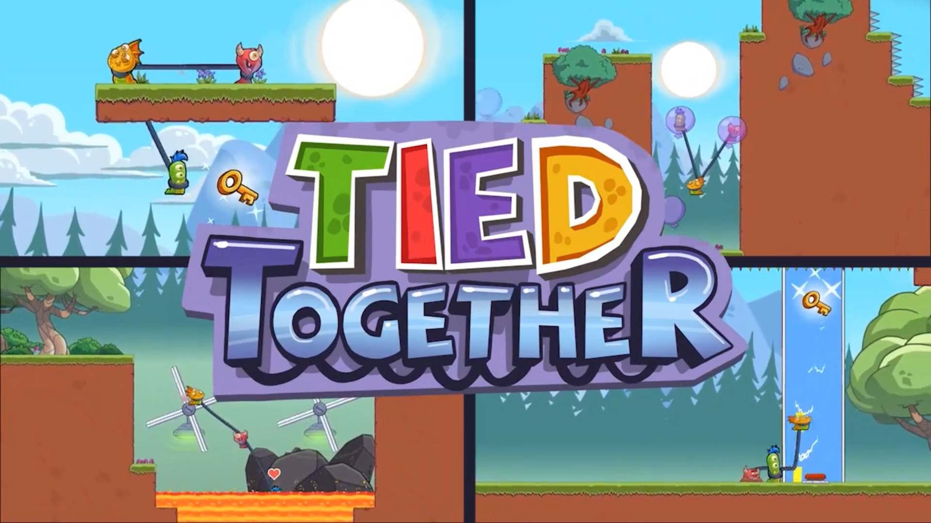 Indie Highlight: Tied Together Launches On Nintendo Switch