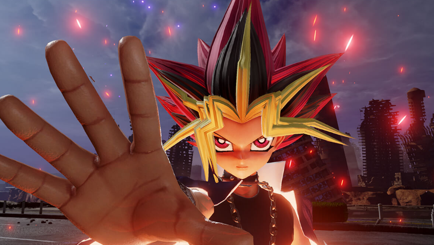Yugi Moto Character Trailer Released For Jump Force; Closed Beta Kicks Off Next Week