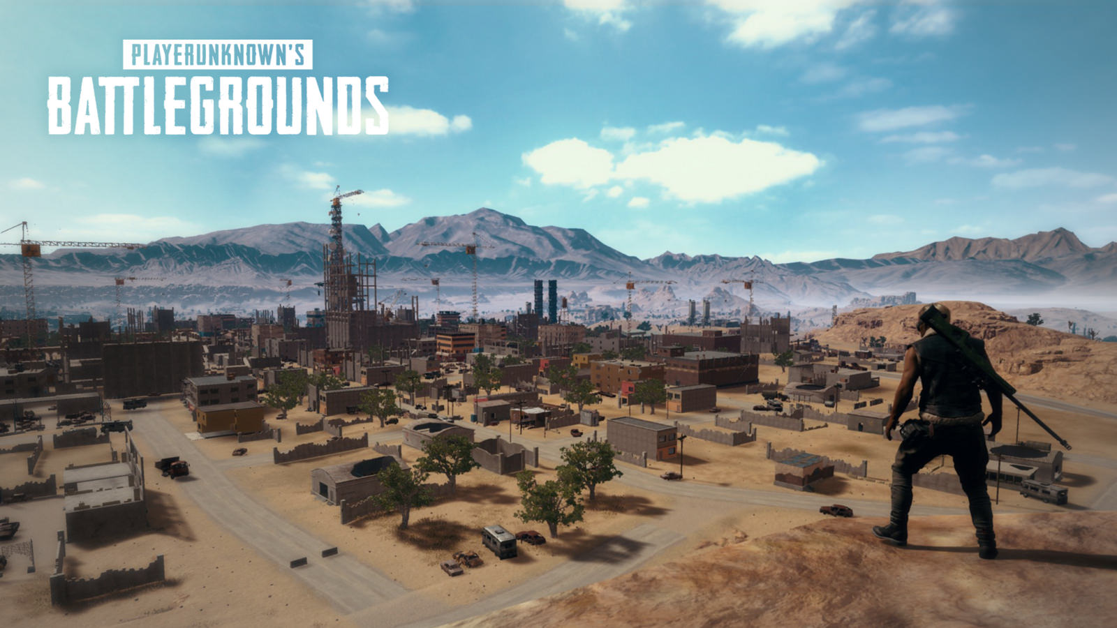 PlayerUnknown's Battlegrounds Releasing For Playstation 4 On Dec. 7th
