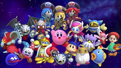 Kirby Star Allies – Newest Update Unveiled