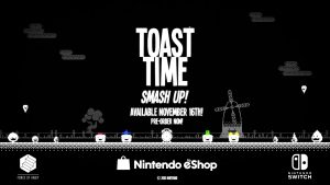 Indie Highlight: Toast Time: Smash Up! Announced