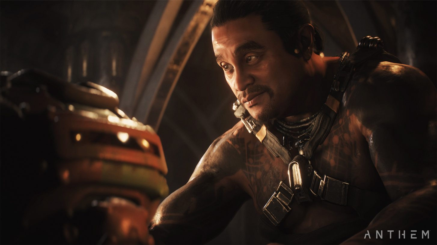 The Game Awards 2018: New Anthem Goodies Showcased