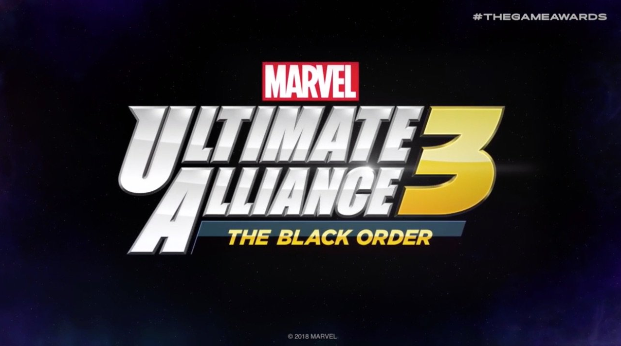 The Game Awards 2018: Marvel Ultimate Alliance 3 Announced For Nintendo Switch