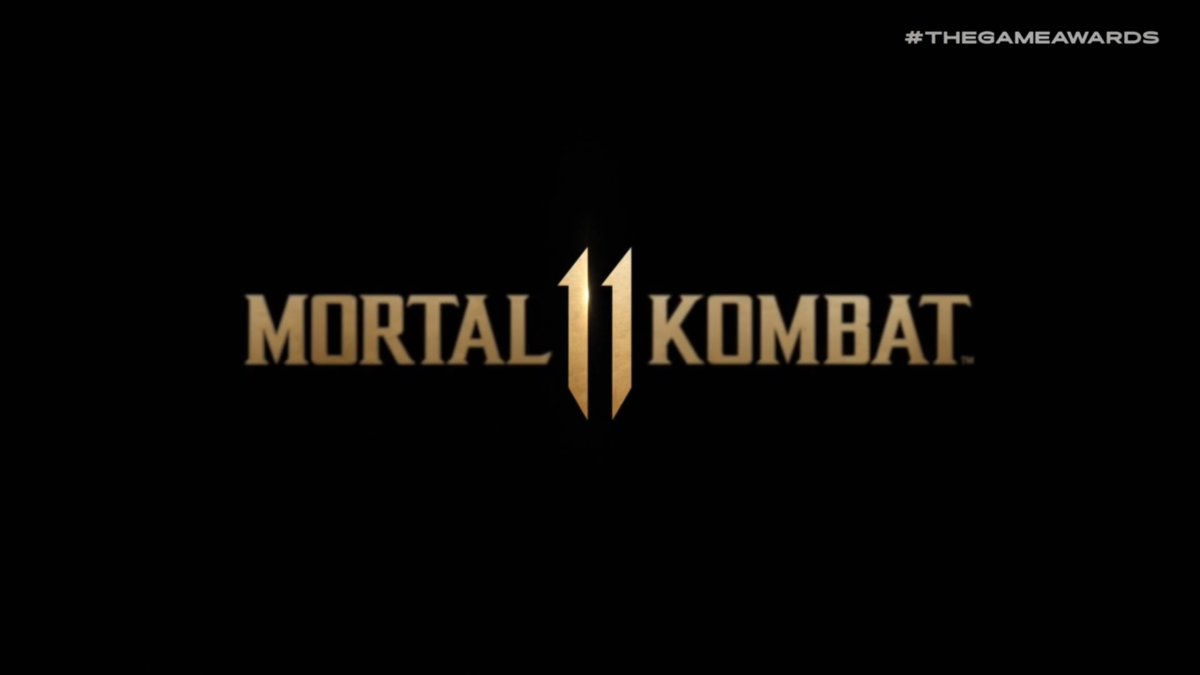 The Game Awards 2018: Mortal Kombat 11 Announced