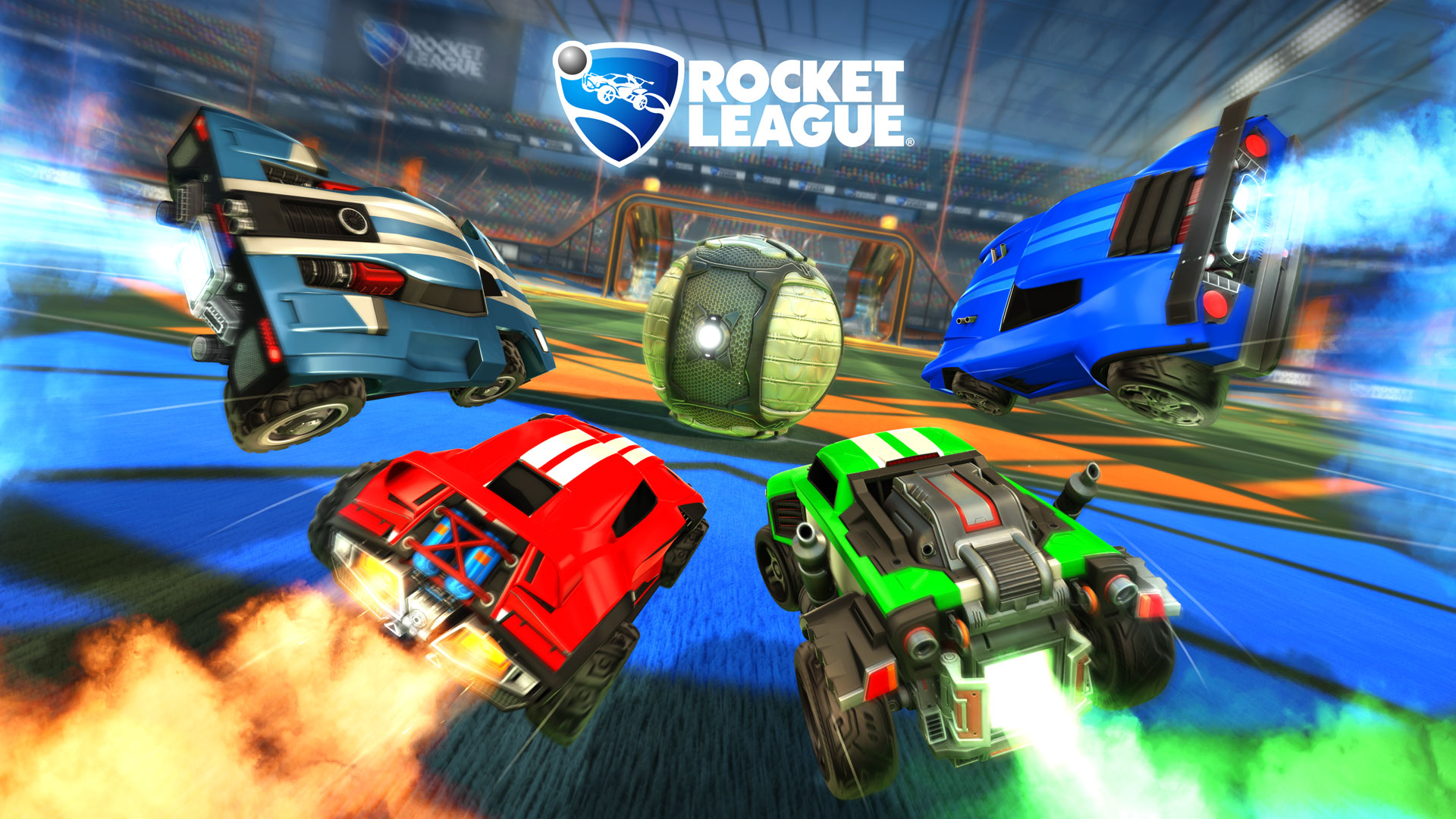 Rocket League Cross-Platform Feature Now Includes Playstation 4
