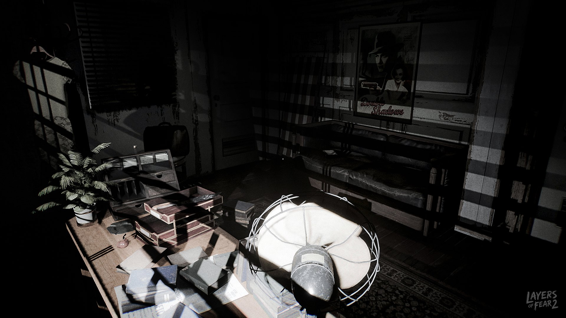 Layers of Fear 2 Trailer Released