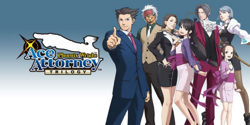 Phoenix Wright Trilogy Release Date Outed By Microsoft Store Japan