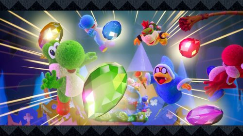 Yoshi's Crafted World Gets Release Date and Story Trailer