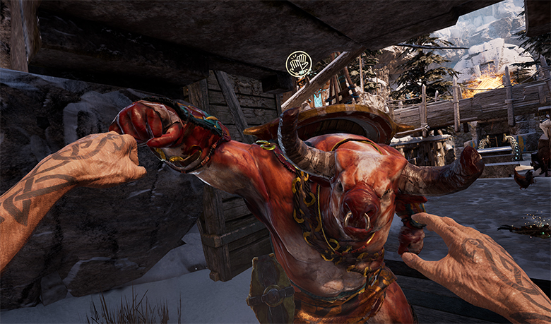 Asgard's Wrath Announce Trailer Reveals A Violent VR Action-RPG, And I Am Down