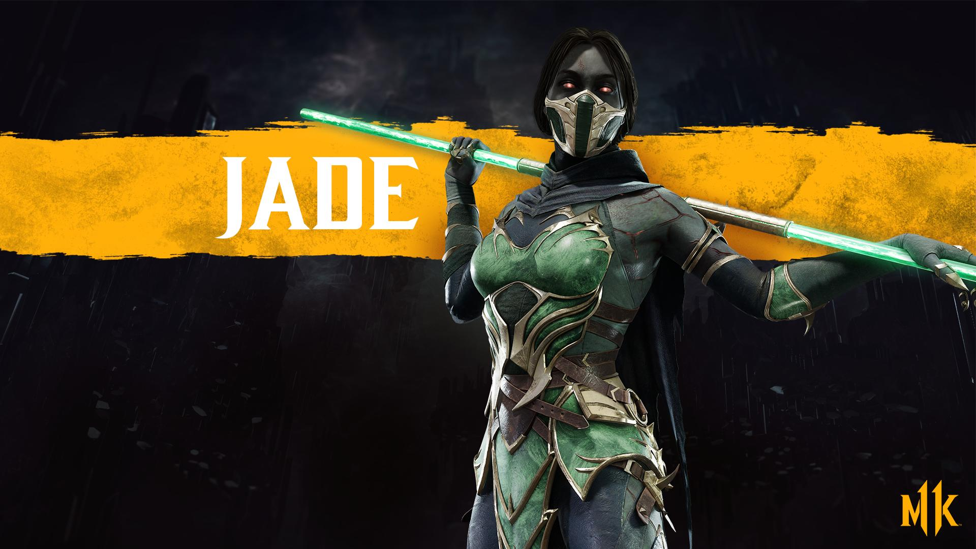 Jade Returns As Revenant Assassin In Mortal Kombat 11
