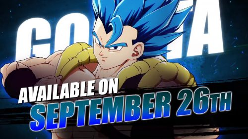 DRAGON BALL FighterZ Gogeta Trailer Released