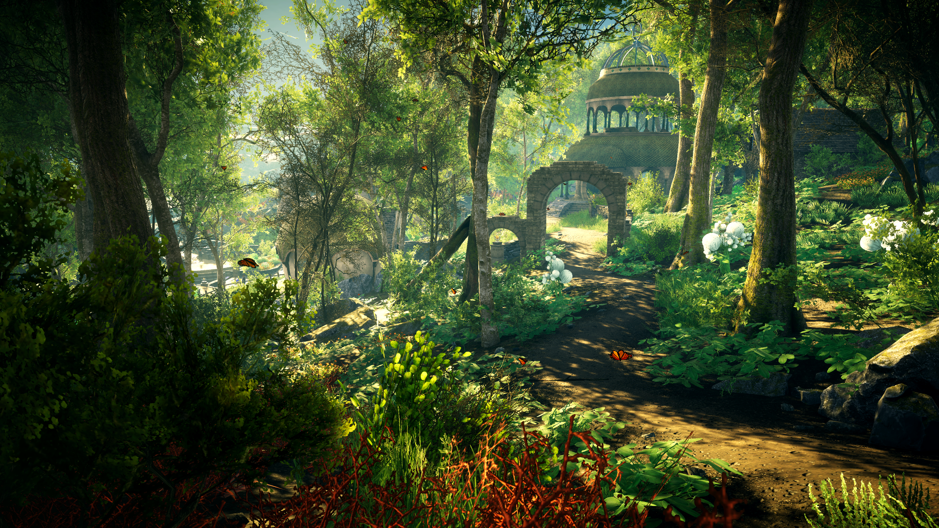 Console Release Announced For Eastshade