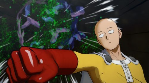 ONE PUNCH MAN: A HERO NOBODY KNOWS Closed Beta Announced