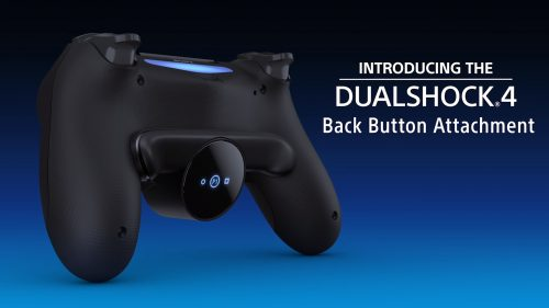 Sony's DualShock 4 Controller Attachment Announced