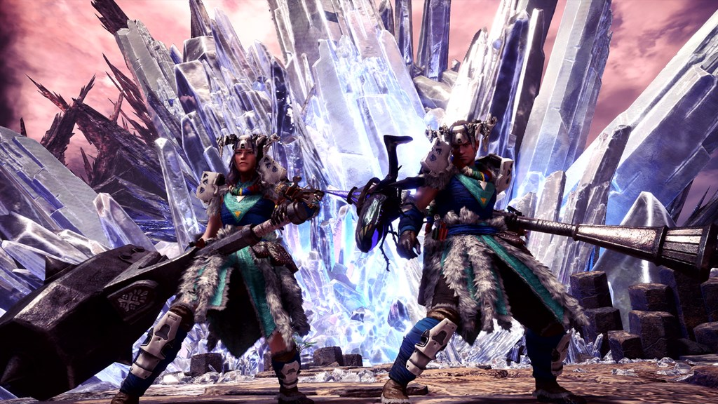 Monster Hunter World Iceborne Roadmap For 2020 Released