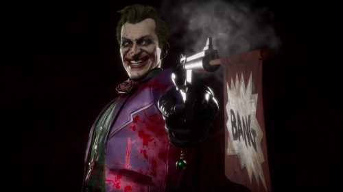 Mortal Kombat 11 Unveils The Joker with Gameplay Trailer