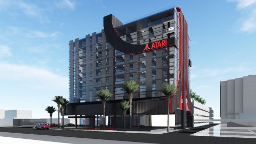 Atari to Open Hotels in 8 American Cities