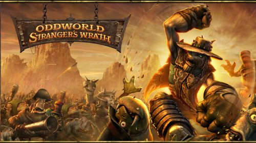 Oddworld: SW HD on Switch Gets A Release Date