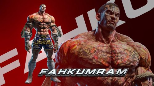 Brand New DLC coming to Tekken 7
