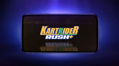 KartRider Rush+ Announced For Mobile Devices