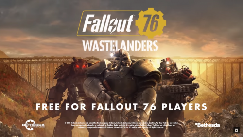 Fallout 76 Adds Biggest Update With Wastelanders