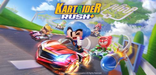 KartRider Rush+ now available for Pre-Registration
