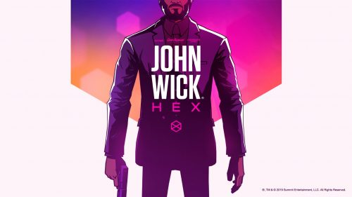 John Wick Hex Coming to Playstation 4